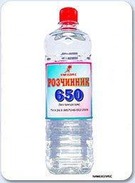 Растворитель 650 1 л