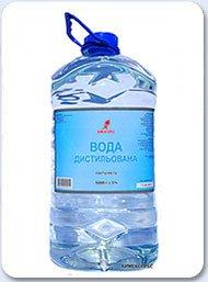 Дистиллированная вода 20 литров купить