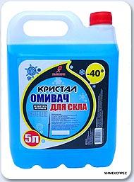 Омыватель стекла зимний -40° «Кристалл» купить